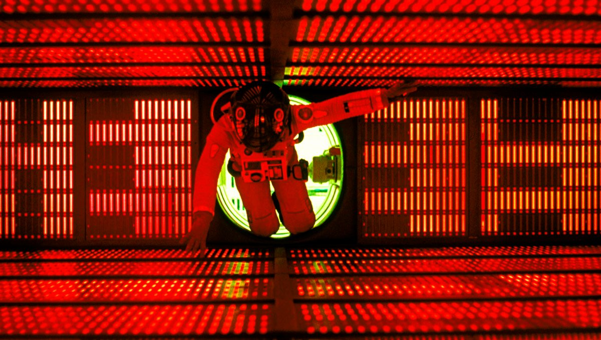 Get high and trip with 2001: A Space Odyssey