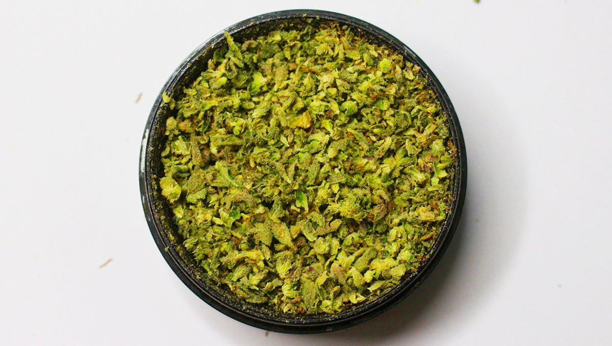 Properly grinding your weed is essential to make your joints burn slow and even.
