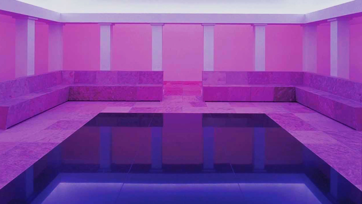 Relax at the Museo de James Turrell with some art, wine and a joint!