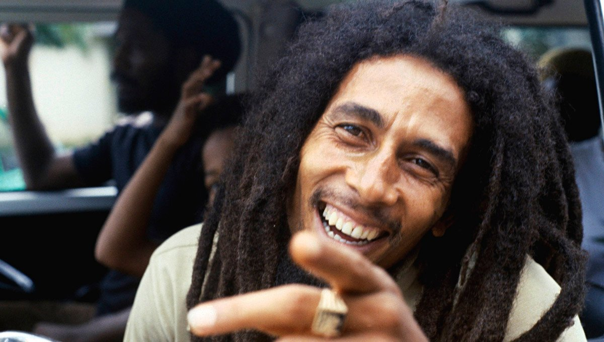 Bob Marley engaged in the use of cannabis as part of his Rastafari religion.