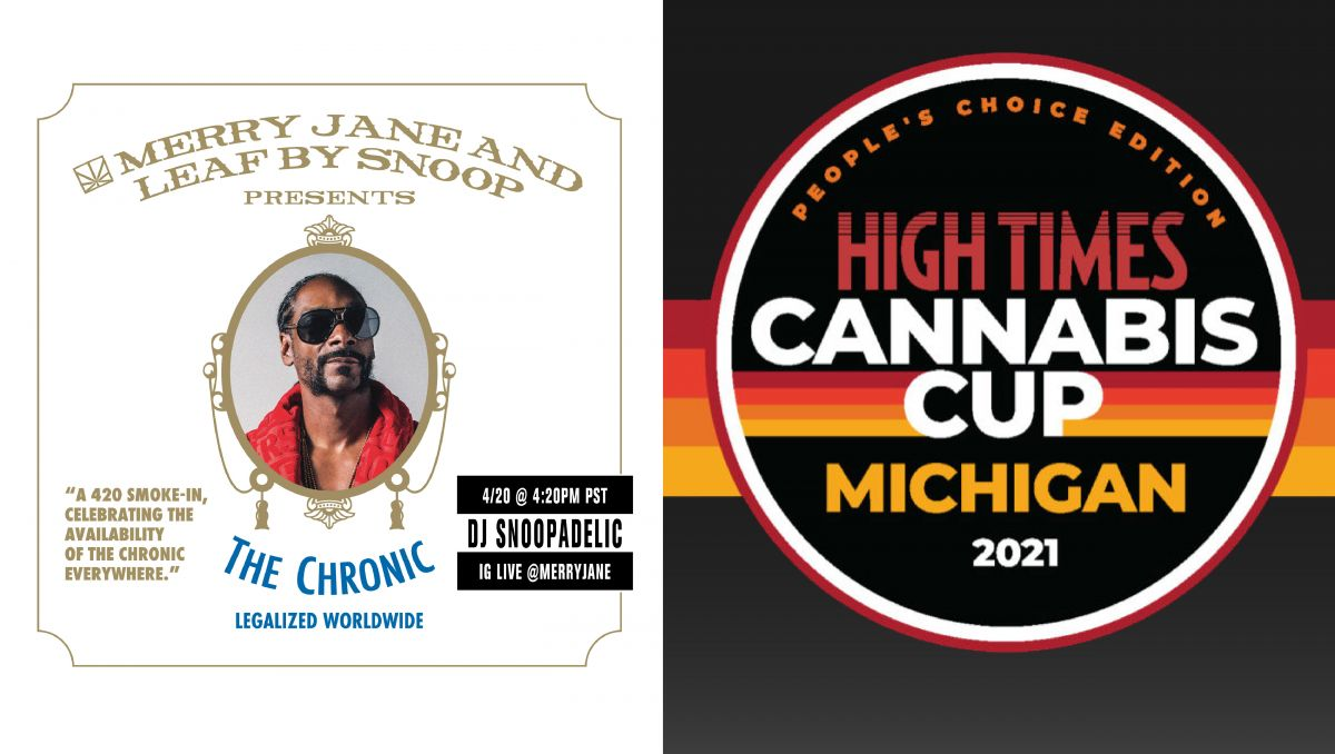 Celebrating 420: the chronic and cannabis cup