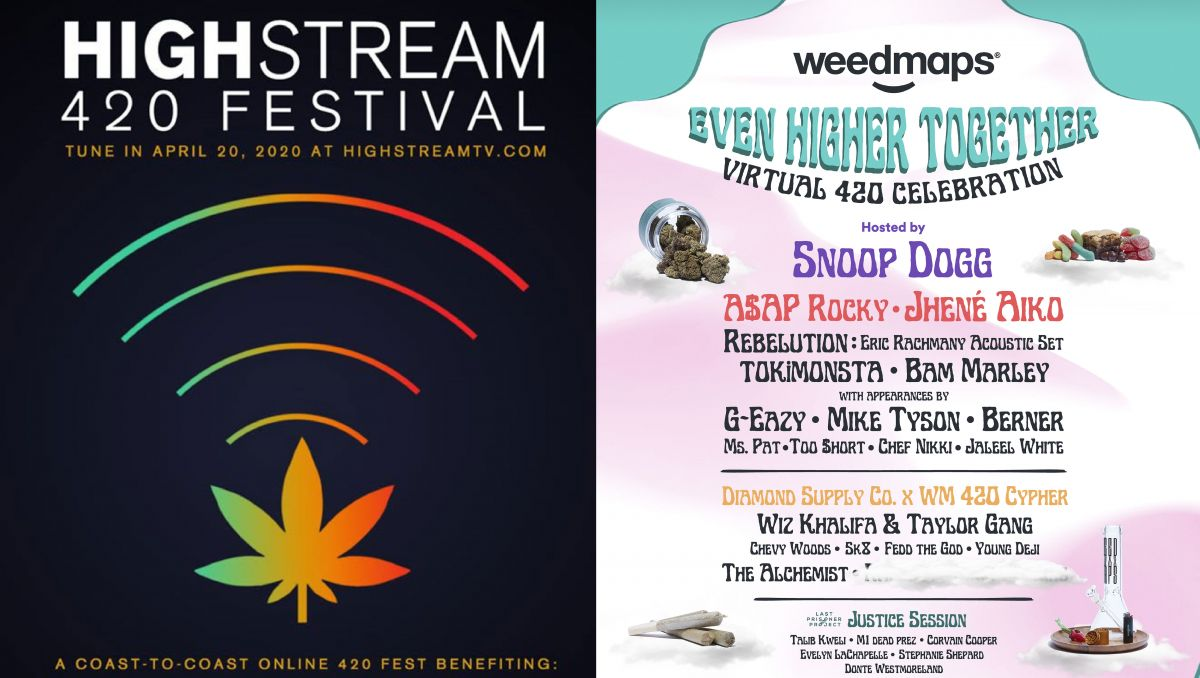 Celebrating 420: highstream and higher together