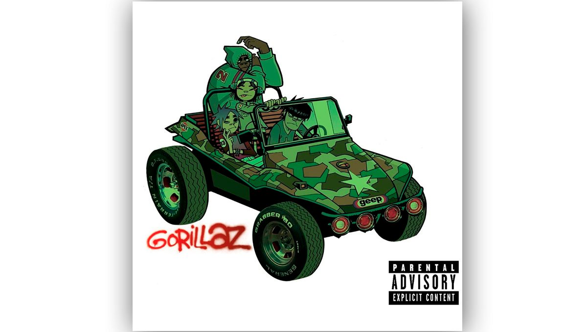 If you like Gorillaz while you're sober, imagine while you're stoned.