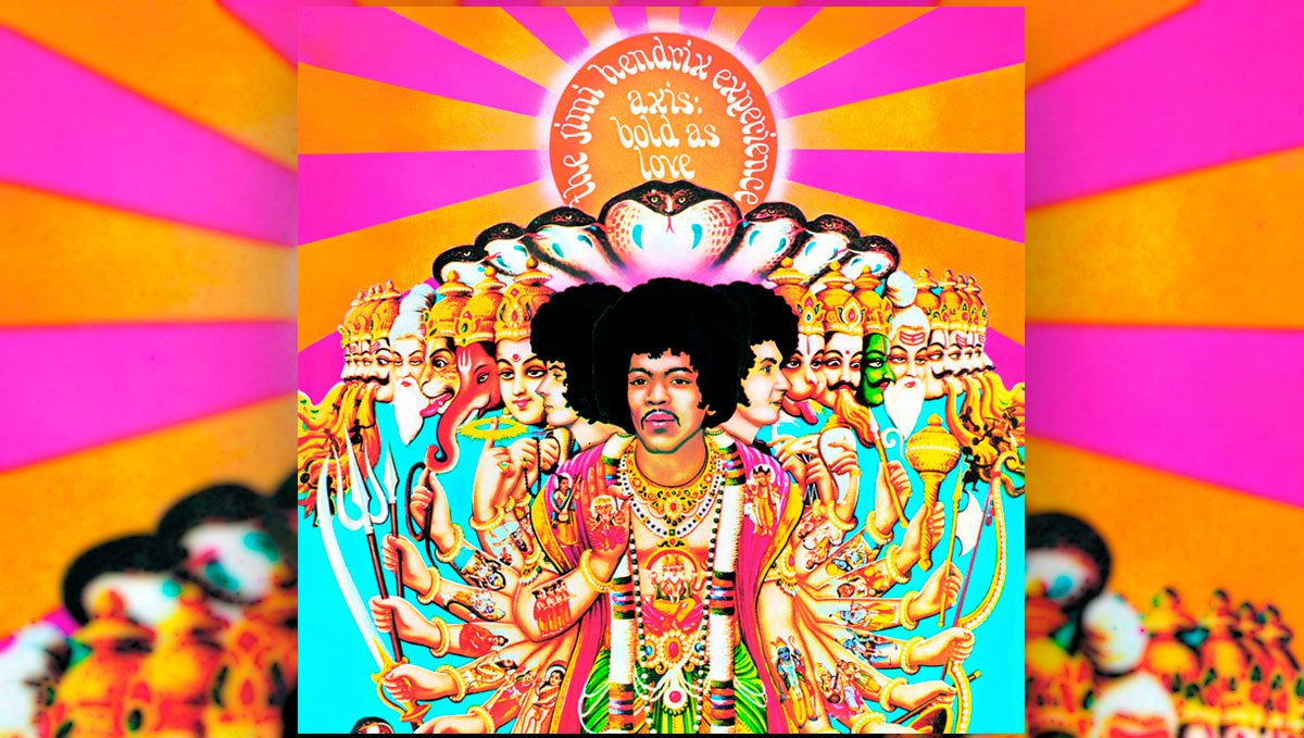 Any of Jimi Hendrix's albums honestly is great to listen to while high.