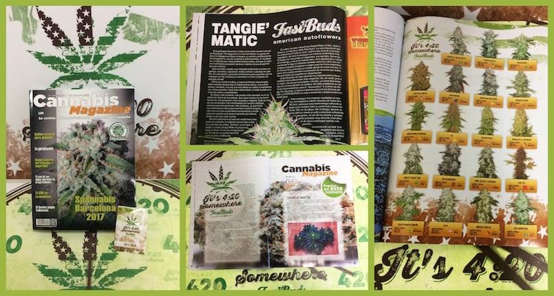 Weed magazine coupons