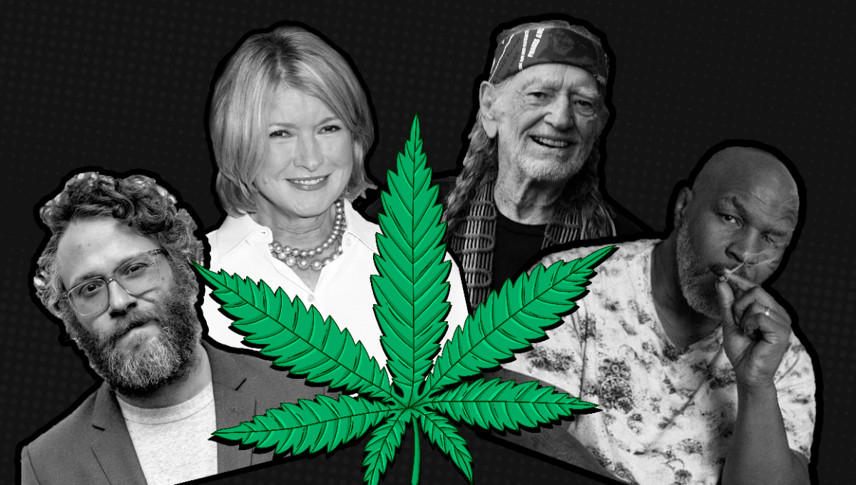 10 Famous Cannabis Companies Supported By Celebrities