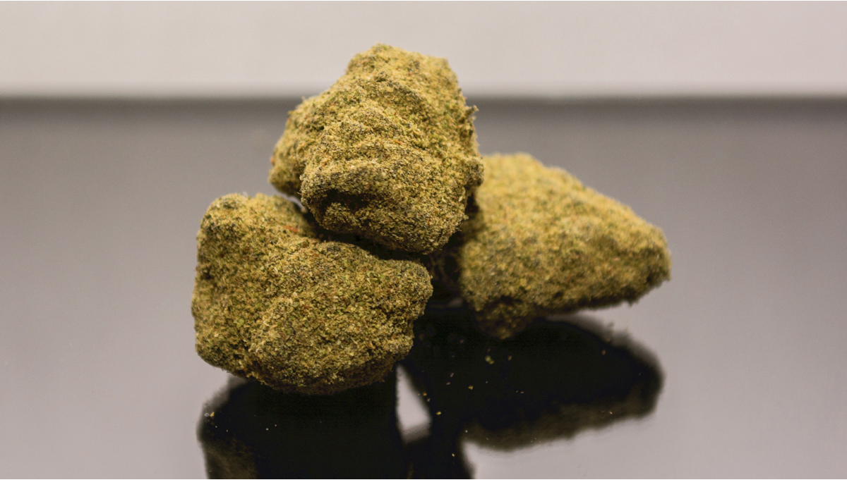 What Are Moonrocks And How Are They Made?