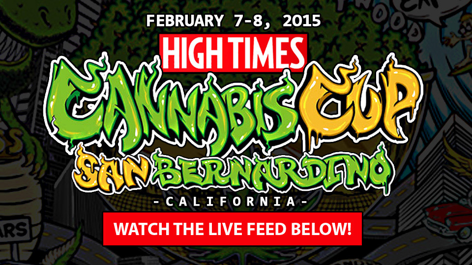High Times Cannabis Cup 2016