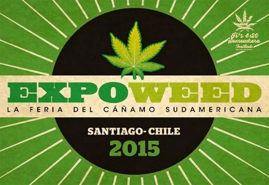 Expoweed Chile 2015