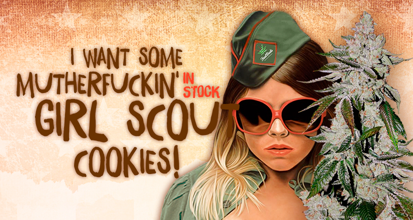 Girl Scout Cookies Ahora Disponible!