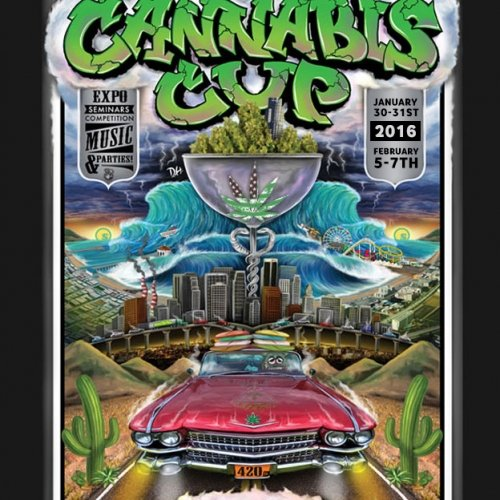 HighTimesCannabisCup SanFrancisco 2015
