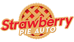 Strawberry Pie Auto logotype