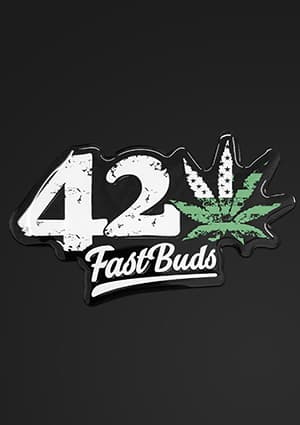 420 Premium Bubble Sticker